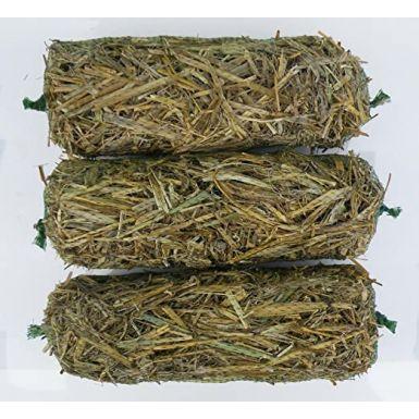 Triple pond barley straw pack