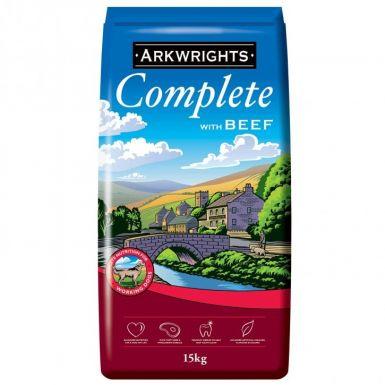 Arkwrights Dog Food Beef 15kgs