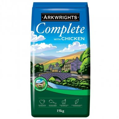 Arkwrights Dog Food Chicken 15kgs