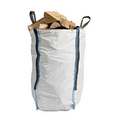 Kiln Dried Logs - Barrow Bag (approx  0.25 cubic metre)