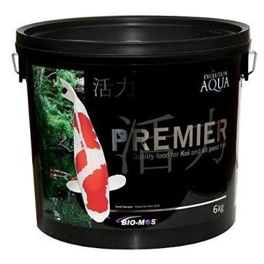 Evolution Aqua Premier Medium Pellets 6kg