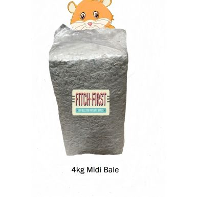 Fitch First 4kg Midi Pet Bedding single bale