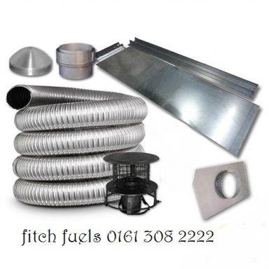Flexi flue liner kit