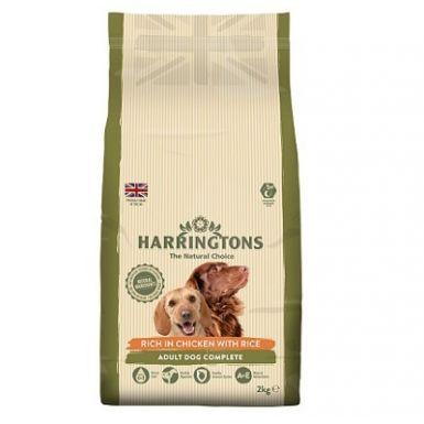 Harringtons Chicken & Rice Dog Food 2kg