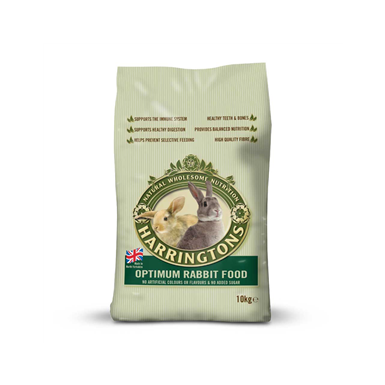 harringtons optimum 10kg rabbit food