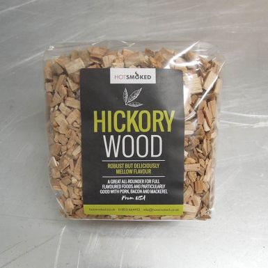 Hickory smoking chips