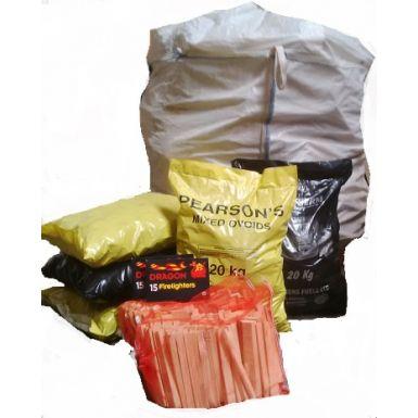 Mixed Smokeless Coal Luxury Pack
