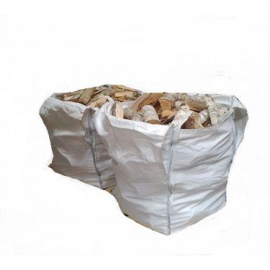Dumpy Bags of Kiln Dried Logs