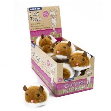 Ancol Jittery Mouse Cat Toy