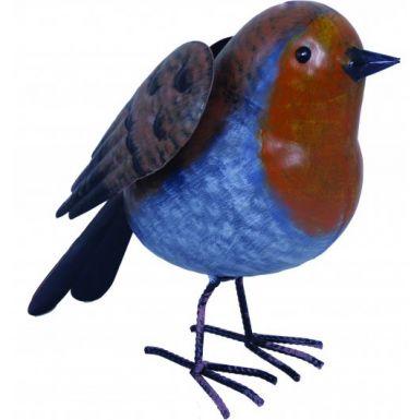 Metal Birds & Animals Robin