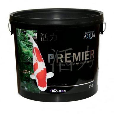 Premier Koi Fish Food 3-4mm 2kg