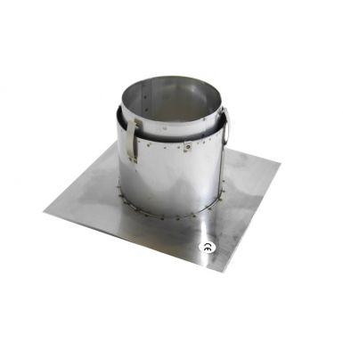 Register Plate Slip Adaptor For Multi Fuel Flexible Liner