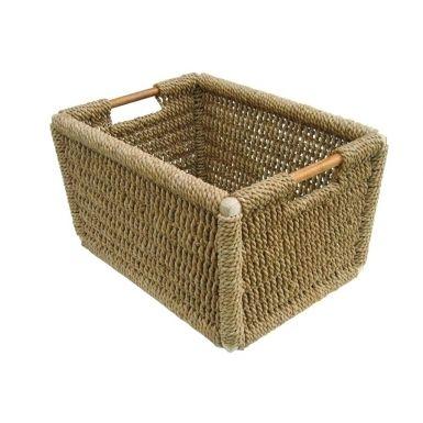 Rusden willow log basket