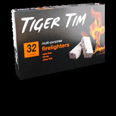 Tiger Tim Firelighters 32